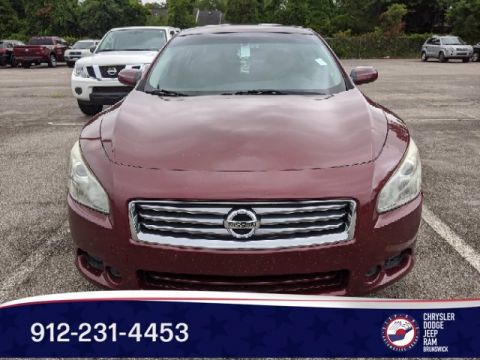 Pre-Owned 2013 Nissan Maxima 3.5 S